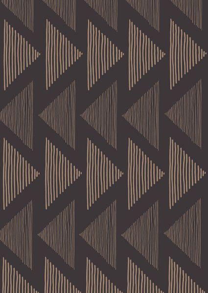 interiors>>floral geometry - Anna Duthie Textiles