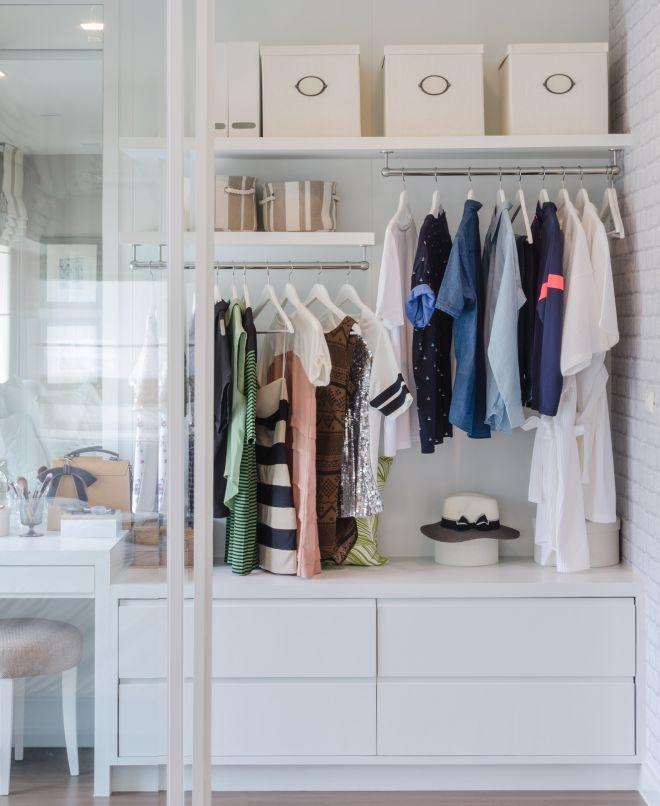 Come Organizzare Un Armadio.Come Organizzare Un Armadio 7 Consigli Per Un Guardaroba Perfetto