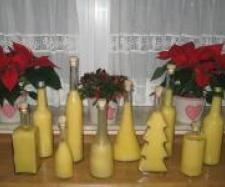 Rezept Eierlikör mit ganzen Eiern von Maria 66 - Rezept der Kategorie Getränke
