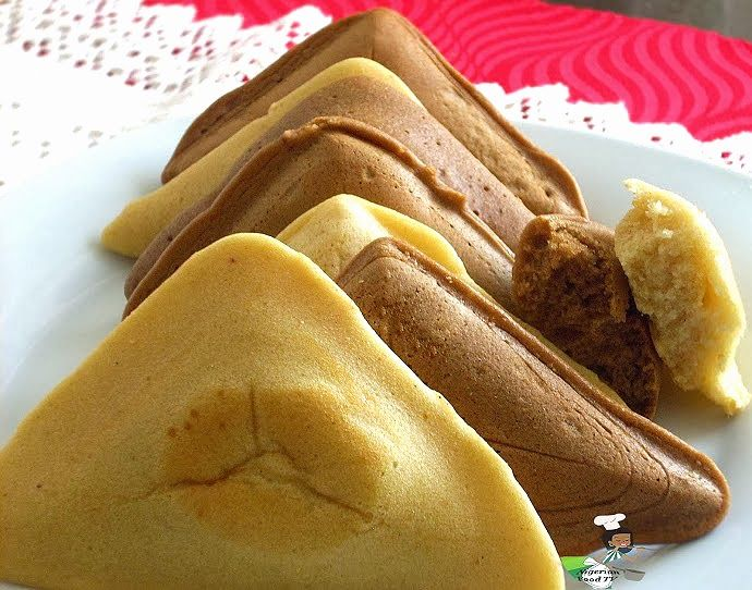 How to Make a Cake in a Sandwich Toaster / Maker, nigerian cake
