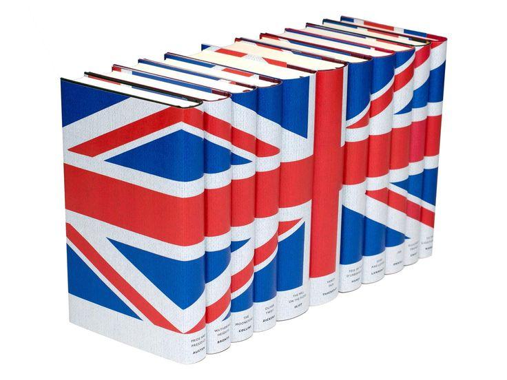 British Flag Book Set by Juniper Books | Books & Media | AHAlife.com