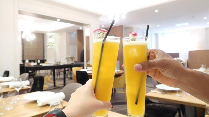 Blog lifestyle melolimparfaite apéro Avis sur le restaurant Carte Blanche