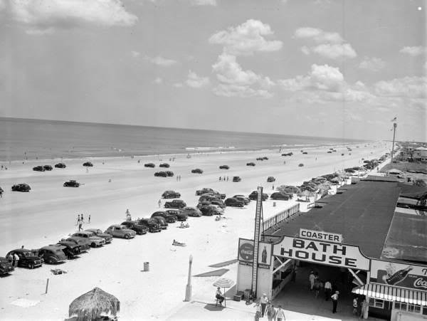 The Goat: Vintage Florida Photos Jacksonville Beach 1946