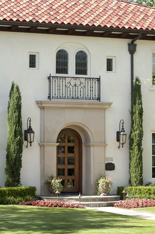 17 best images about my dream house on pinterest for Mediterranean style entry doors