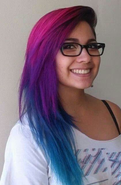 83 best hair images on pinterest cabello de colores colourful i want to do my hair my like this naomi king look her up solutioingenieria Image collections