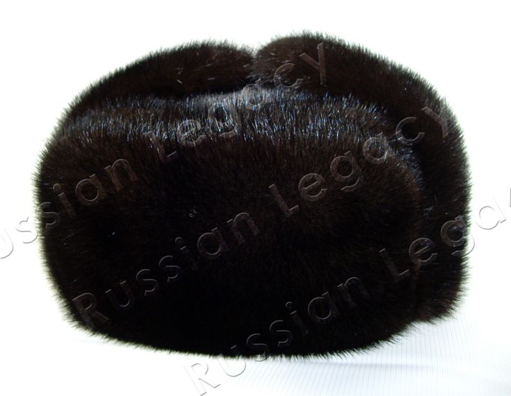 Mink fur hat is expensive but totally worth it $499.99