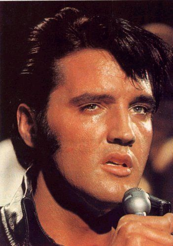 ELVIS IN 68 COMEBACK SPECIAL.... there was No Man Born after Elvis that is so Sexy, handsome...in looks  he will Always stay the Best