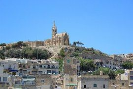 Gozo, Fuera, Puerto De La Ciudad