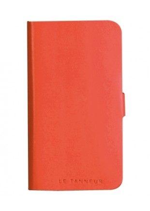 Etui Le Tanneur cuir orange pour iPhone 5/ 5S http://www.phonewear.fr/9364-thickbox/etui-folio-en-cuir-pleine-fleur-orange-le-tanneur-pour-iphone-5.jpg 29,90€