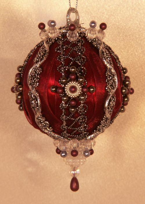 vintage columbian christmas ornaments