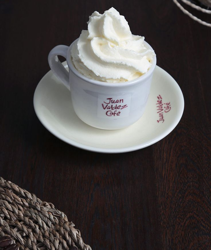 ESPRESSO VIENÉS | Juan Valdez® Café | Juan Valdez Café