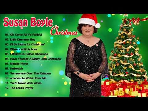 Best Christmas Music.Susan Boyle Christmas Album 2018 The Best Christmas Music
