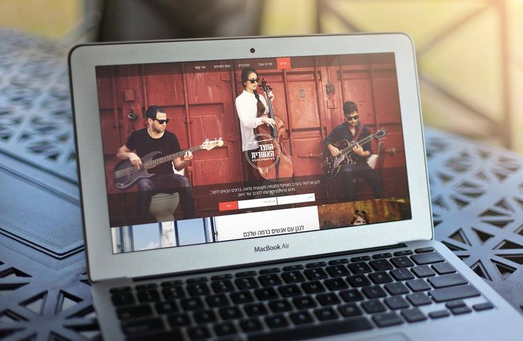 The Backyard Bands project.  #web #design #music #liveshows