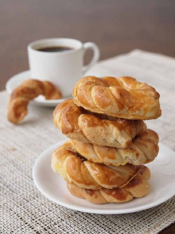 Rosquitas de Manteca - These cookies will melt in your mouth // Peru Delights