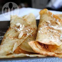 Photo recette : Crêpes allemandes faciles (Pfannkuchen)