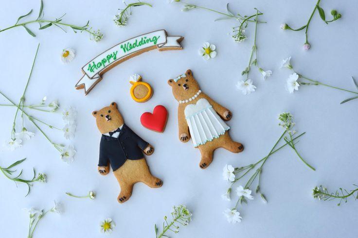 誕生日や結婚祝いに!ネットで買えるアイシングクッキーをプレゼント   Anny アニー
