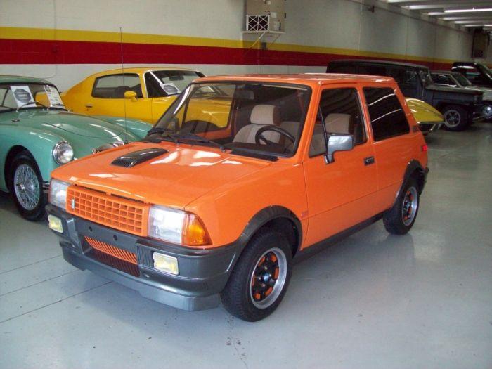 1985 DeTomaso Innocenti Turbo