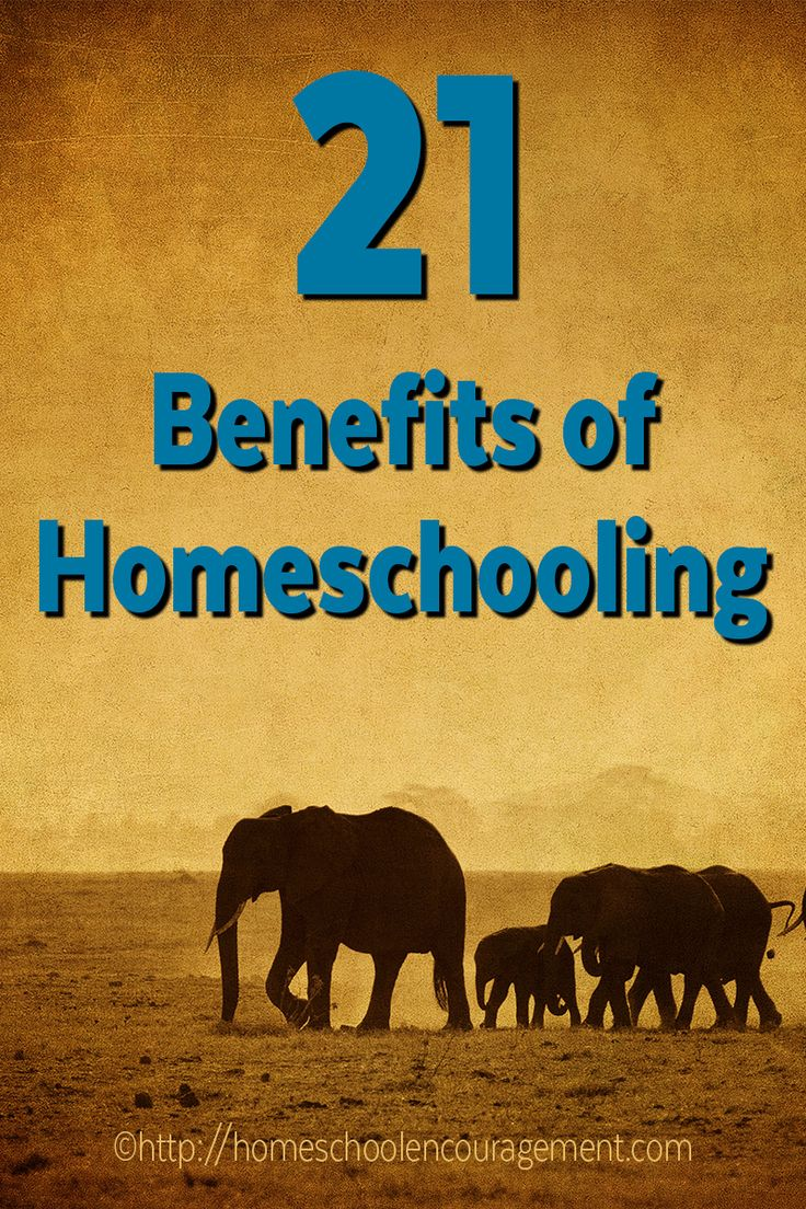 the evolution and benefits of homeschooling On the effects of homeschooling to learn subversive ideas like evolution or to interact with people the benefits would be how the homeschooling is.