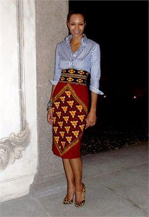 designer Stella Jean