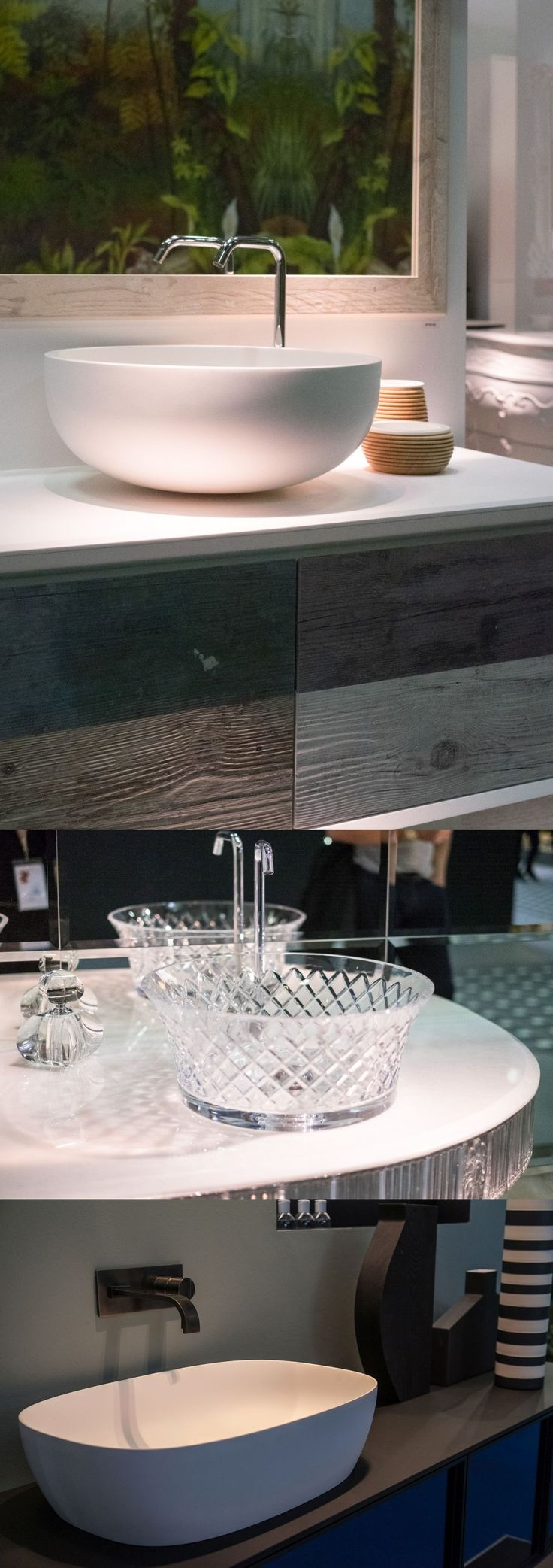 The washbasin is an integral part of the bathroom. It's a must-have no matter how big or small the bathroom is and regardless of the style of its design, its layout or its palette of colors and materials. Whether it's a washbasin, a classical sink or a bowl sink that you prefer, the goal is al...