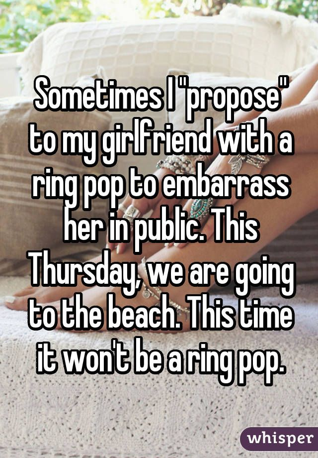 what to do when your boyfriend won t propose