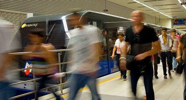 Транспортный блог Saroavto: Стамбул: Запущено беспилотное метро