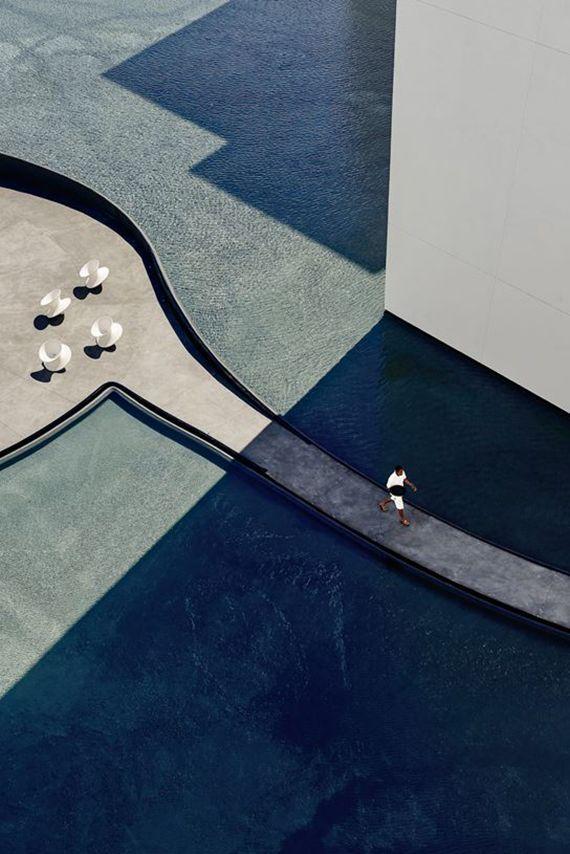 Mar Adentro. Contemporary luxurious hotel in Mexico by Miguel Ángel Aragonés