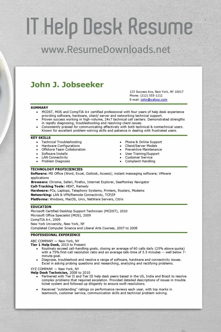 #click #save #follow #pin Looking for Awesome IT Resume Examples? Visit www.resu…  – :: jewelry ::