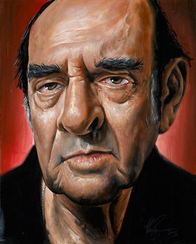 OCTOBER 10 English playwright Harold Pinter born this day in 1930 (died 2008). 'There are some things one remembers even though they may never have happened' (Old Times).
