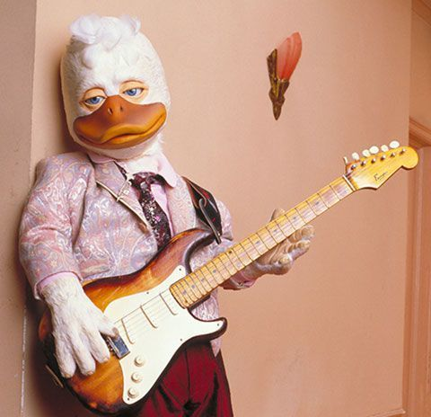 We live in a world where Howard the Duck has appeared in two movies. That's something we never thought would happen to Marvel Comics's premier water fowl, especially after the release of 1986's Howard the Duck, a movie that contains quack-fu, duck boobs and more than its fair share of implied interspecies sex.