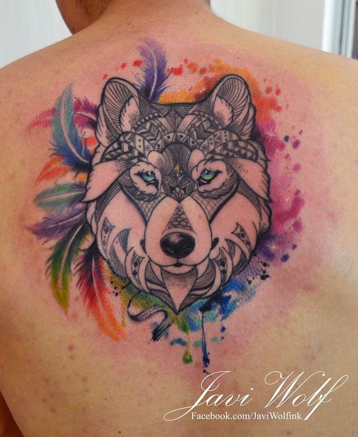 Wolf! Diseño y estilo propio :)