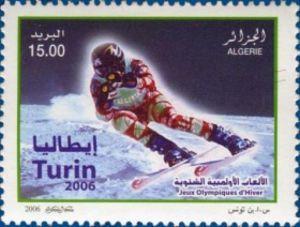 Winter Olympic Games Torino 2006