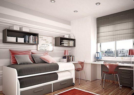 Teen Guy Bedroom Designs and Ideas   Design Trends Blog