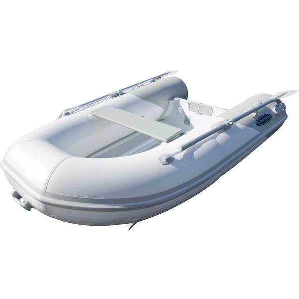 West Marine RIB-310 Aluminum Hull Inflatable Boat, White