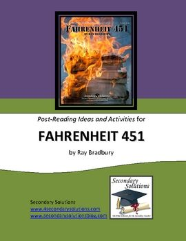 analysis of characters in fahrenheit 451 by ray bradbury Fahrenheit 451 plot chart guides learners in analysis of the 6 parts of the plot (freytag's pyramid): exposition (setting, characters, and background info) conflict rising action (3 events or details) climax falling action (2 events or.
