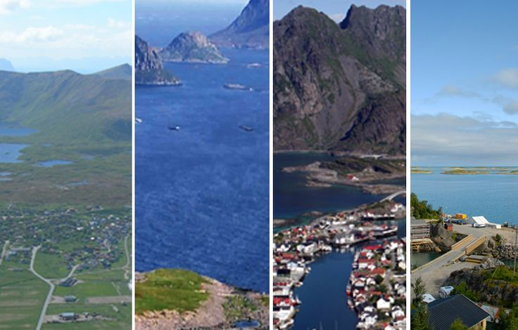 9 flotte reisemål i Nord-Norge