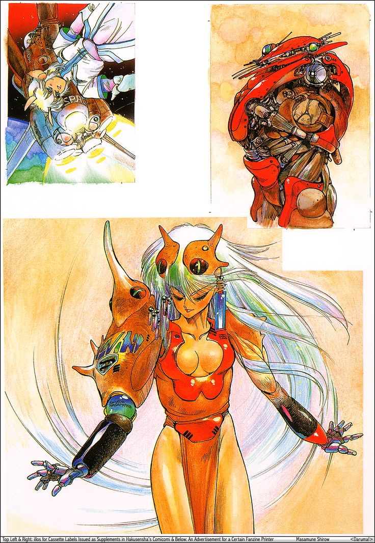 Appleseed Character Design : Best images about masamune shirow art on pinterest