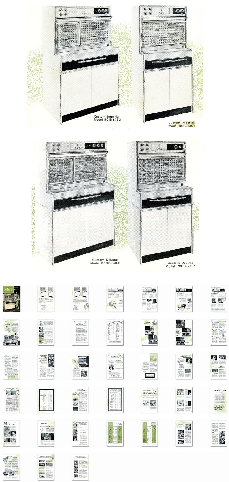 22 best Frigidaire Flair images on Pinterest | Mid century ...