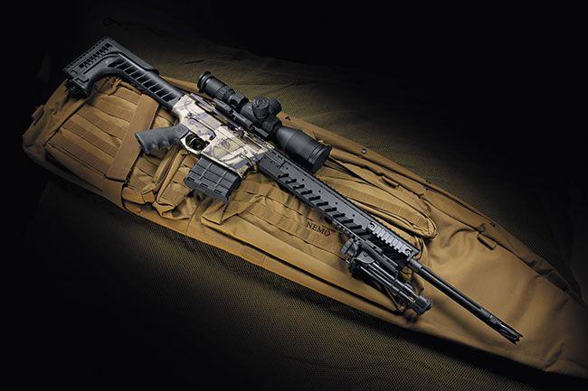 NEMO Omen .300 Win. Mag. I want this rifle sooooo bad!!