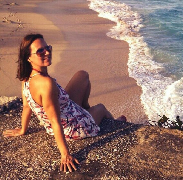 """Sarah shares her tips for a relaxing trip to Barbados which she calls her """"favourite Caribbean island"""""""