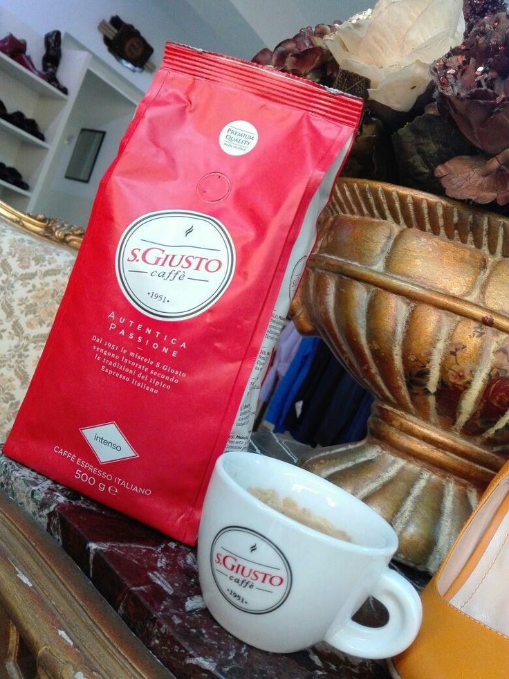 San Giusto by Goriziana Caffe.Caffe fatto con passione...con stile.