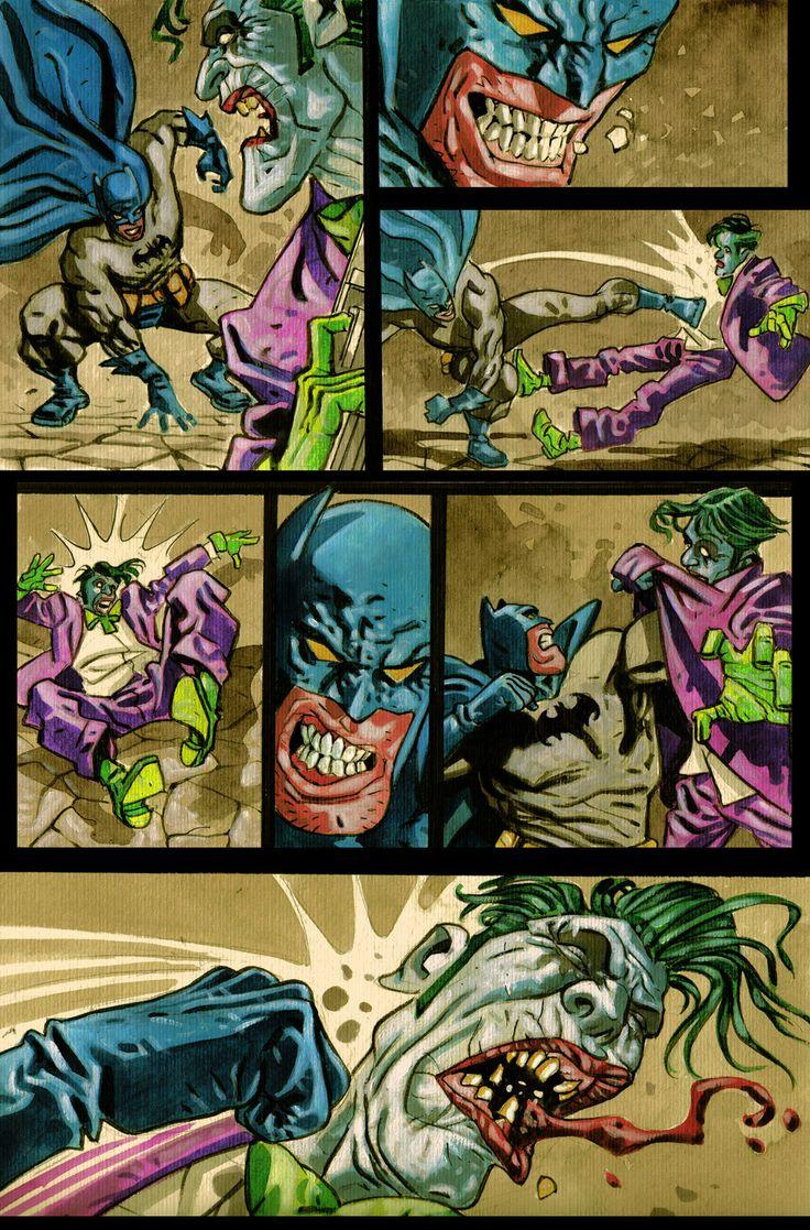 color Batman #2