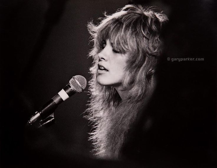 "crystallineknowledge: """" ""One of my lucky days as a young photographer was when I decided to try to get backstage at a Fleetwood Mac concert during the peak of the mega successful ""Rumours"" album tour. I was shocked to be able to walk backstage -..."