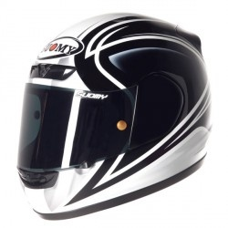 Casco Suomy Apex 60`S Legend ( Negro)
