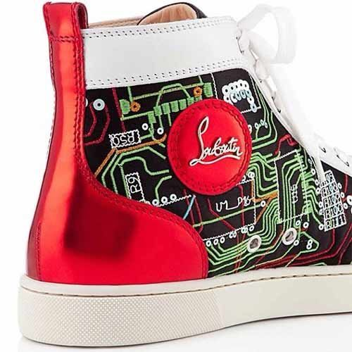 Christian Louboutin men\u0027s shoes