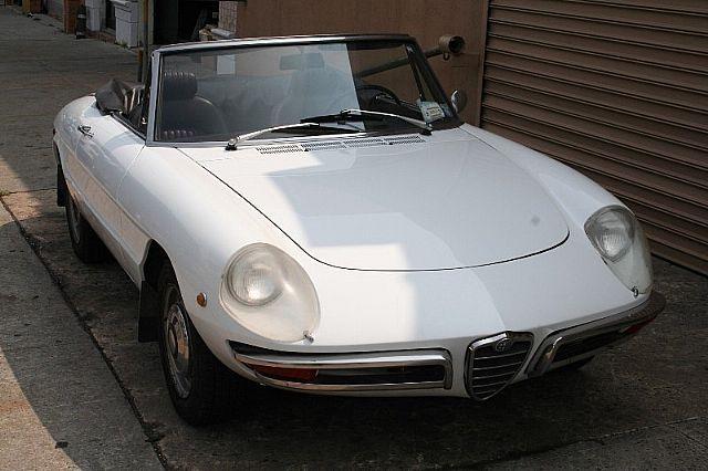 1969Alfa RomeoSpider