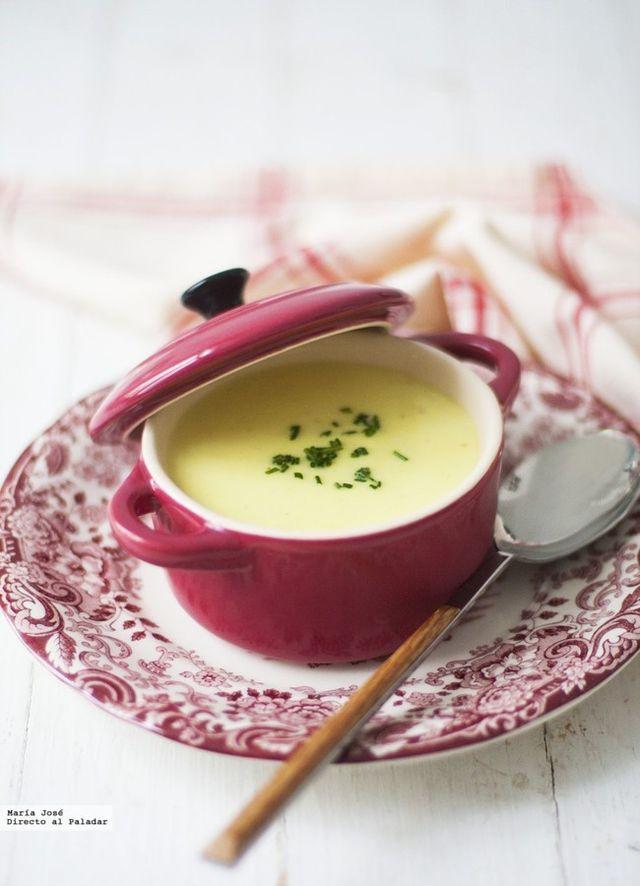 Crema de coliflor al curry. Receta con y sin Thermomix | Directo Al Paladar | Bloglovin'