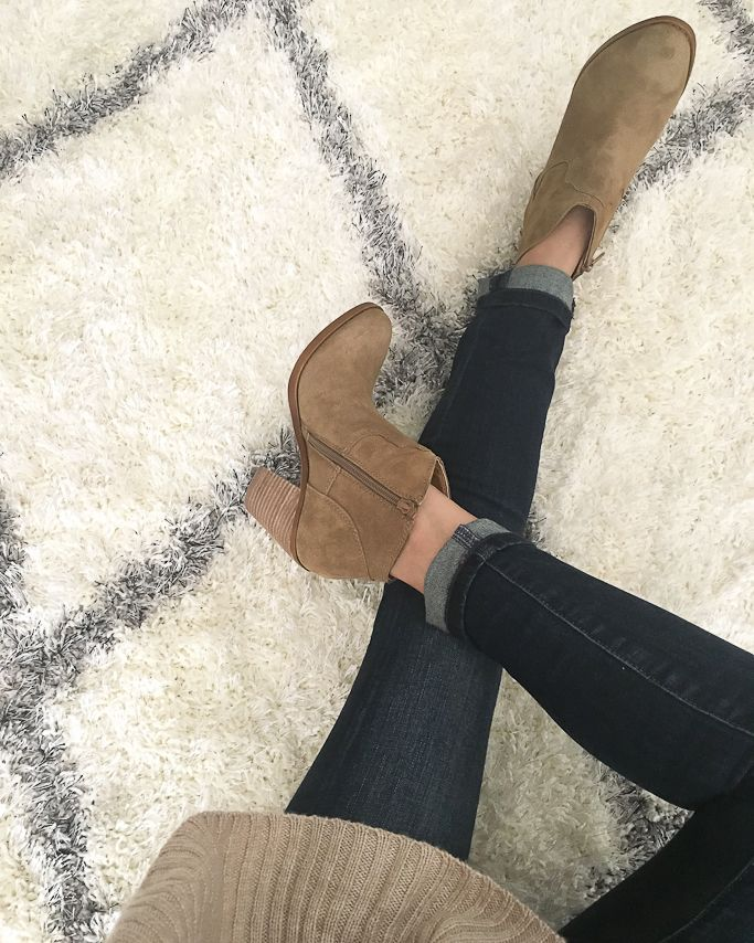 Ankle Booties For Short Legs + Insta Roundup | Stylish Petite