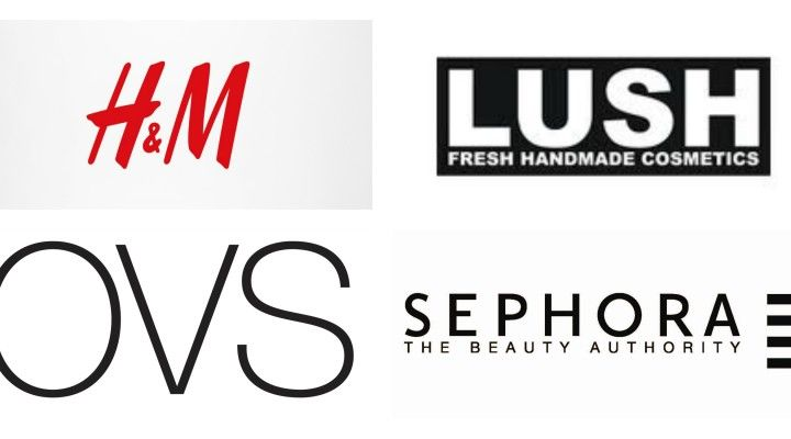 Haul » OVS, Sephora, Lush e H&M | » Cookies, tea & make-up