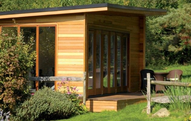 Playroom - Contemporary Garden Rooms - Garden Room, Garden Office, Garden Studio, Garden Gym, Garden Pod, Garden Annex, Outdoor Room, Insulated Garden Building and School Classroom